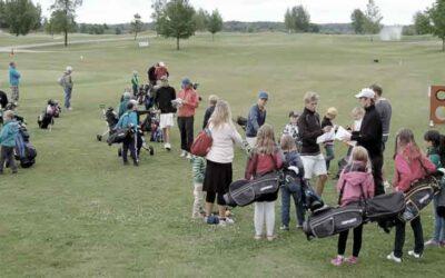 Golfkul 2021 – för alla 6-9-åringar