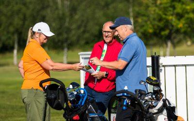 Årets höstresa till Hagge Golfklubb